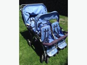 Quad stroller for sale
