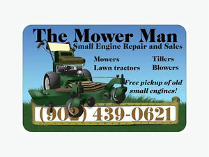 The Mower Man - Small Engine Repair & Sales
