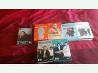 Dvds 7 boxsets