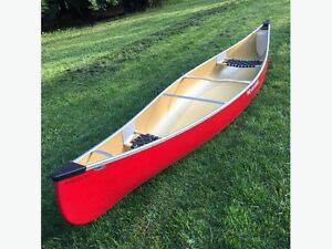 Wanted! Kevlar Canoe