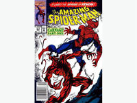 Crazy Trade #5: $100 of comic books for Amazing Spider-Man #361