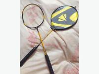 Empruntez mes raquettes gratuitement ! * Borrow my racquets!