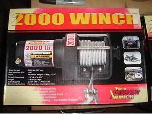 """ NEW "" Woods Power Winch"