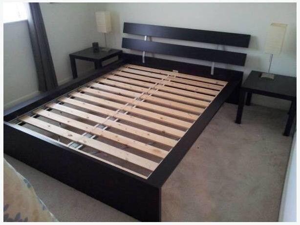 King Size Ikea Hopen Bed In Cambridge Cambridgeshire Gumtree