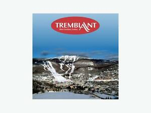 ** 16xSki Tickets-Passes *MONT TEMBLANT* Any Day Of 2017 Season*