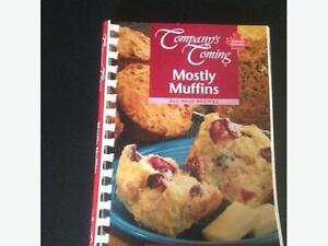 Mint Condition Company's Coming Mostly Muffins Cookbook Regina Regina Area image 1