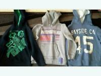 Boy's hoodies
