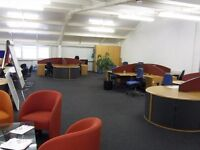 Spacious offices available