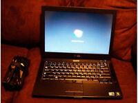 Dell latitude E6410 Intel i7 2.6GHz 160GB HDD 4GB RAM Webcam Wifi DVDRW Win7 Pro