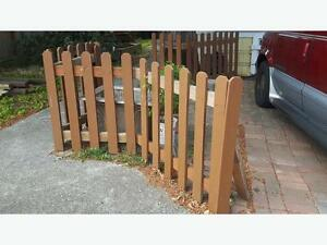 Do It Yourself Picket Fence
