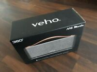 VEHO M6 Retro Powerful Wireless Bluetooth Speaker