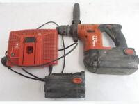 HILTI TE 6-A Hammer Drill SPARES ND REPAIR