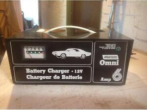 Allanson12v 6a charger/ PwrPal 3/4HP comprsr / KnN recharge kit