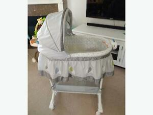 Baby bassinet- never used