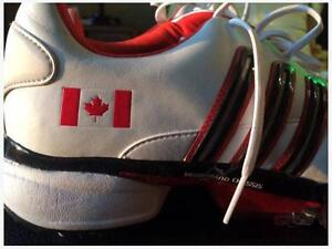 New Adidas Golf Shoes – Limited Canadian Edition Kitchener / Waterloo Kitchener Area image 5