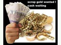 SCRAP OR WEARABLE GOLD WANTED TOP PRICES PAID