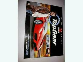 Brand New Sealed Top Gear interactive DVD and Book