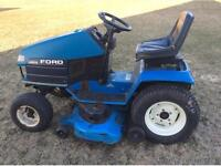 Looking for FORD tractor ride on mower