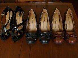 Women's shoes size 3 ½
