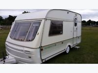 SWIFT SILHOUETTE DIAMOND 2 BERTH CARAVAN