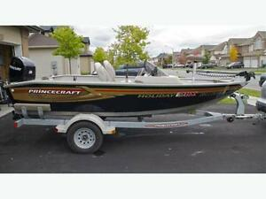 Used 2008 Princecraft Holiday DLX SC