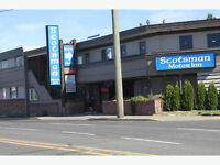 Part time Housekeeper needed for the Scotsman Motel