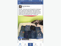 Jeans for SALE! get em before they are gone :)