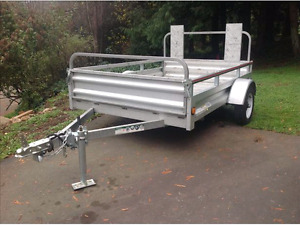 5 x 8 Utility Trailer in good condition