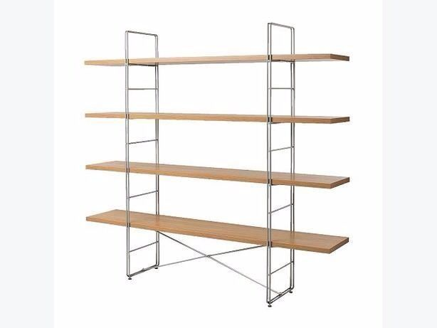 open shelving units ikea enetri open shelving unit in gumtree 24071
