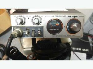 **READ AD**Surveyor CB Radio-30.00 FIRM