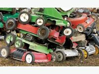 Non runner Petrol Lawn mowers, strimmers, chain saws, mini moto any 2 stroke or 4 strokes Wanted