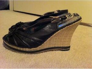 Women's Sandals- Size 7-7,5 Regina Regina Area image 1