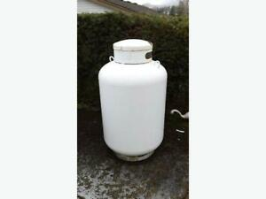 Looking to purchase a used 420 lb  Upright Propane Tank