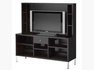 ikea tv stand kijiji free classifieds in ottawa find a job buy a car find a house or. Black Bedroom Furniture Sets. Home Design Ideas