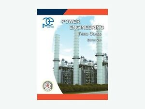 3rd class power engineering text books ( hard copy)