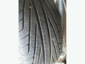 4 SPRING SUMMER AUTUMN TIRES MICHELIN HYDRROEDGE 225 60 17