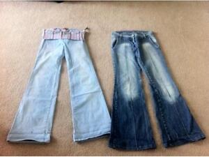 Six Pairs of Women's Jeans and Pants. Size XS, Small, Medium. Regina Regina Area image 4