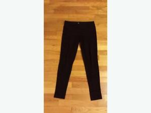 Aritzia TNA leggings, black, XS, warmer material