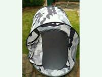 Brand New Camo CRIVIT 2Persons pop up Tents