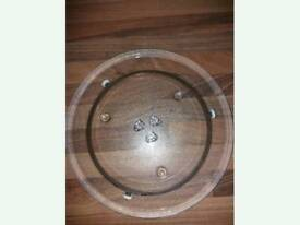 23L LG Combi MICROWAVE Turntable plate and Ring