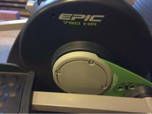 Elliptical Trainer-Model Epic 790 HR