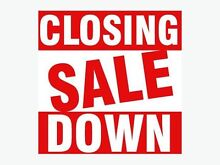 Closing Down Sale: Screen Printing and Signage Materials Sunshine North Brimbank Area Preview