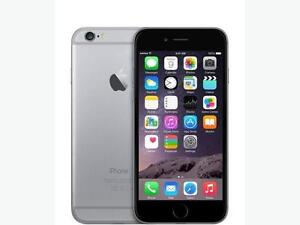 iPhone 6 16GB with Bell