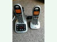 BT 4500 CORDLESS Big Button Phones