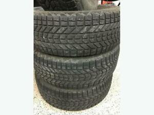 4 FIRESTONE 265/70R17 WINTERS