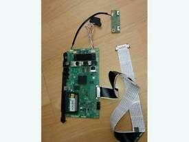 """AV Board For 50""""Polaroid LED Smart TV power board"""
