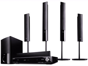 Sony HT-SF360 Home Theatre System with Rocketfish Wireless Kit
