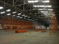 Commercial Warehouse available for Immediate Entry