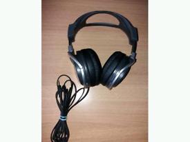 Sony Stereo Headphones Model:MDR-XD200