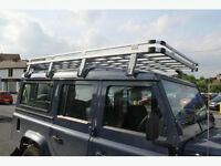 Land Rover Defender 110 Overland Aluminium Full Length Roof Rack